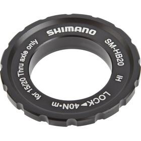 Shimano SM-HB20 Center-Lock-rengas pistoakselinavoille